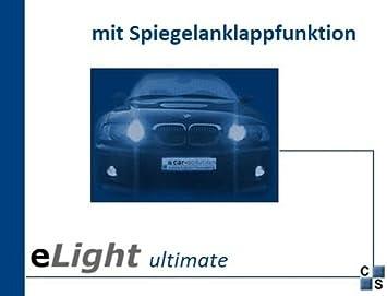 ELight Deluxe Lumière Module Coming Leaving Home /& Feux diurnes BMW e39 e38 e53 x5
