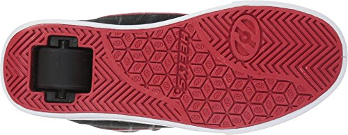 Pictures of Heelys Boys' GR8R Hi Tennis Shoe, Black/Red, 2 Medium US Big Kid 2