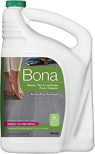 Bona Stone, Tile & Laminate Floor Cleaner Refill, 128 oz (1 Gallon)