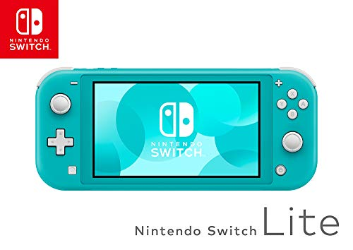 Nintendo Switch Lite - Turquoise 4