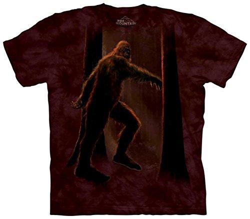 The Mountain Bigfoot T-Shirt, XX-Large, Brown