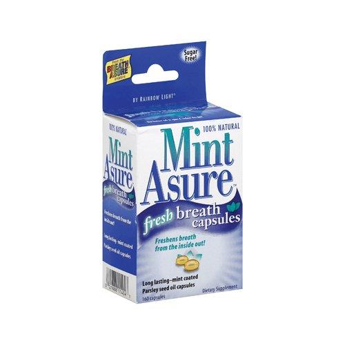 Rainbow Light Mint Asure Value Pack - 160 Pack