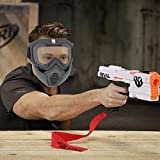POKONBOY 2 Pack Detachable Face Masks, Tactical