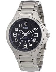 Victorinox Swiss Army Mens 241463 Base Camp Black Watch