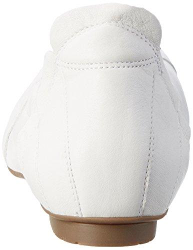 96 Think Femme bianco Ballerines Blanc Balla Cassé UqYaAw