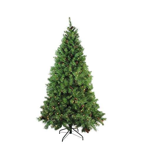 Pre Lit Dakota Tree - Northlight 7.5' x 56