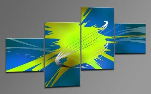Arte Moderno como Lienzo 4 imágenes Número de Referencia m42403 ...