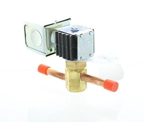 E6S130 DUAL JAU NORMALLY CLOSED VALVE WITH COIL 120 208 OR 240 ()