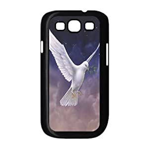 White Dove Brand New Cover Case for Samsung Galaxy S3 I9300,diy case cover ygtg584057