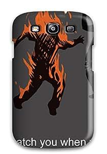 Fashion Design Hard Case Cover/ TQohyoF12928TiKXj Protector For Galaxy S3
