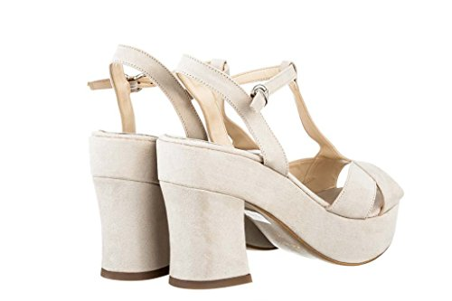 Sandali donna in pelle per l'estate scarpe RIPA shoes made in Italy - 31-2080