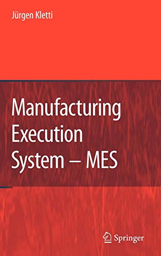 (Manufacturing Execution System - MES)