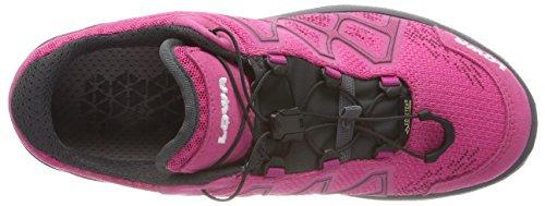 5 4 de Hautes UK Multicolore Lo Lowa Chaussures Argento Femme Bacca Schwarz Aerox WS Randonnée Eisblau 3112 GTX wUOqO7pP
