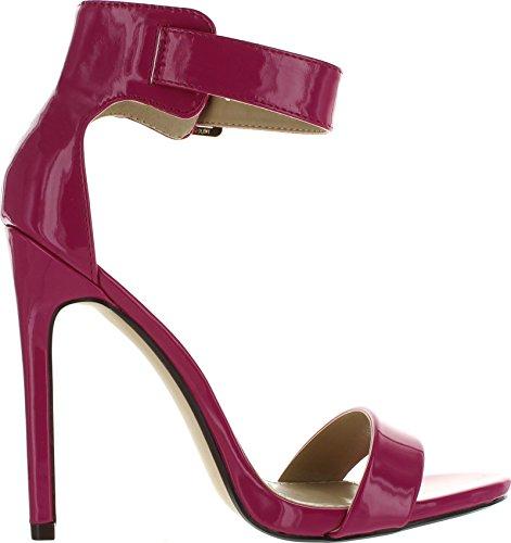 Caviglia Donne Canter Hot Sole Delle Pat Tacchi Alti Deliziosi Single Rosa qZ7O6A