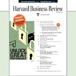 Harvard Business Review, December 2006