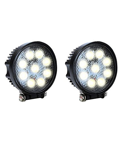 Speedwav LED Round Bike Aux Fog Lights For Two Wheeler NEWCBA7: Amazon.in:  Car & Motorbike