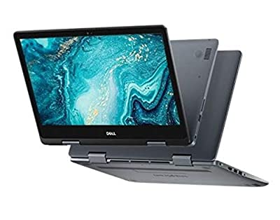 "Dell Inspiron 5481 2-in-1 Laptop, 14.0"" HD (1366 x 768) Touchscreen, 8th Gen Intel Core i3-8145U, 4GB DDR4, 128GB Solid State Drive, Windows 10 Home"