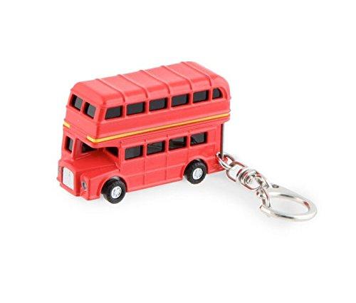 KIKKERLAND - Llavero con LED Autobús Londres: Amazon.es: Bricolaje ...