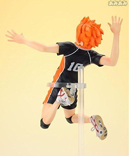 Anime Cartoon Haikyuu!! Hinata Syouyou 1/8 Scale PVC Action Figure Collectible Toy 17CM