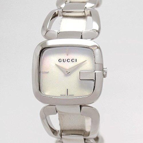[グッチ]GUCCI 腕時計 Gグッチ YA125404(125.4) レディース 中古 [並行輸入品] B01GTC599E