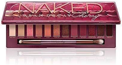 Eyeshadow: Urban Decay Naked Cherry Eyeshadow Palette