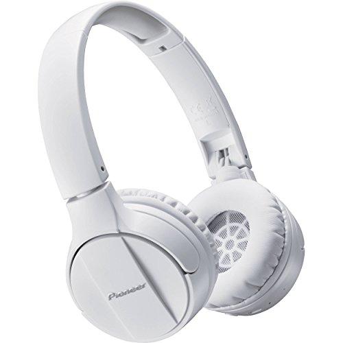 Pioneer SE-MJ553BT BT 3.0 15hrs White