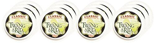 Twang-A-Rita, Classic Margarita Salt, 6-Ounce Tub (Pack of 12) by Twang (Image #1)