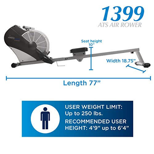Stamina ATS Air Rower 1399 by Stamina (Image #4)