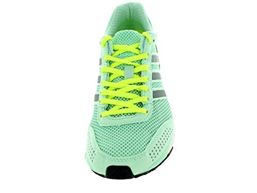 Adidas Adizero Adios Boost 2.0 Running Sneaker Shoe - Dames Mint / Wit