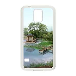 Samsung Galaxy S5 Cell Phone Case White Nice Spring Maze JNR2035130