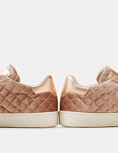 Femme Basses Sneakers Bonbon Cherry Rose Lu Esprit E1tP0IwqP
