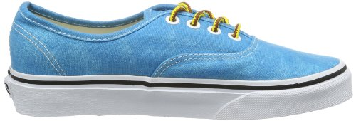 Vans AUTHENTIC WASHED U Blu Adulto Sneakers HAWAII Washed Unisex Hawaii Blau wxZwH