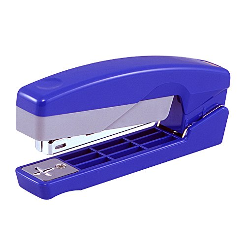 MAX HD-10V Blue Swivel Stapler Perfect for Making Small Booklet