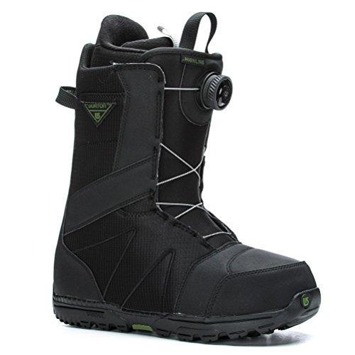 Burton Men's Highline Boa Snowboard Boots Black-001 9.5