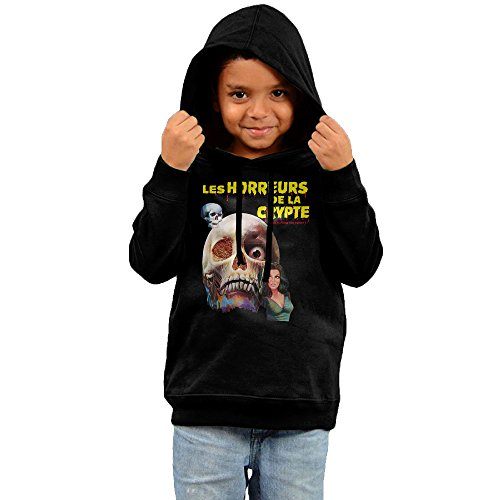 Tales From The Crypt Poser Kid's Pullover Best Hoodie