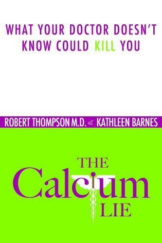 Calcium Lie Doctor Doesnt Could ebook product image