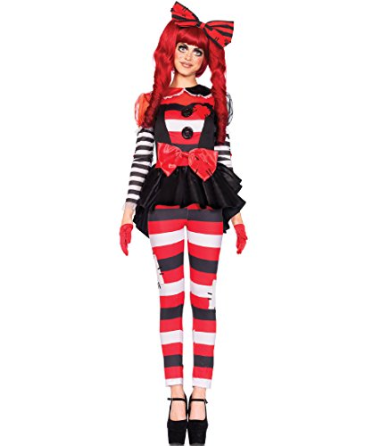 Rag Doll Adult Costume - Large -