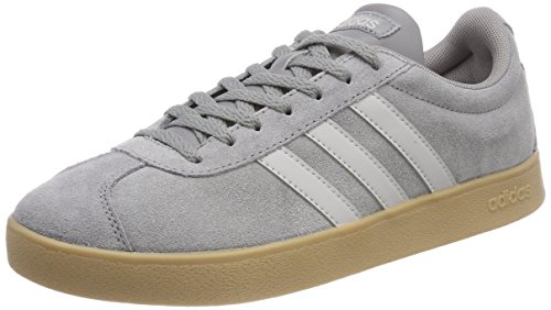 Vl F17 Chaussures 0 2 F17 Gris Adidas Grey F17 grey Court De Homme Three gum4 grey Two Gymnastique gum4 CwdqcTR