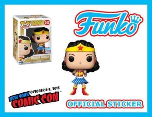 Funko Pop! Heroes DC Wonder Woman Fall Convention Exclusive