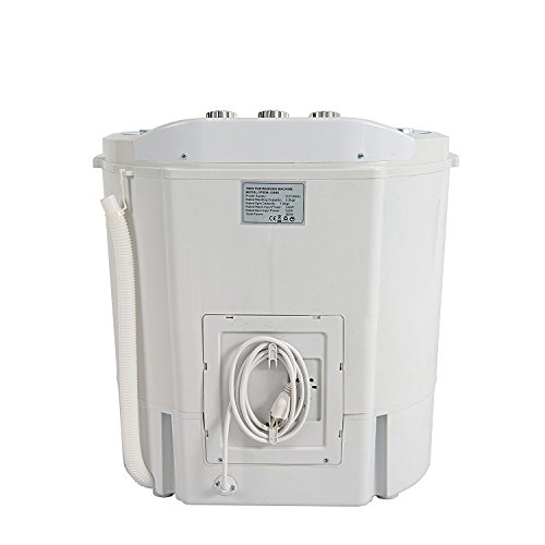 do mini portable compact twin tub 9 8ibs capacity washing machine and spin dryer 11street. Black Bedroom Furniture Sets. Home Design Ideas