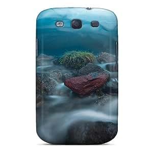 Tough Galaxy POb5793esga Case Cover/ Case For Galaxy S3(natures Fog)