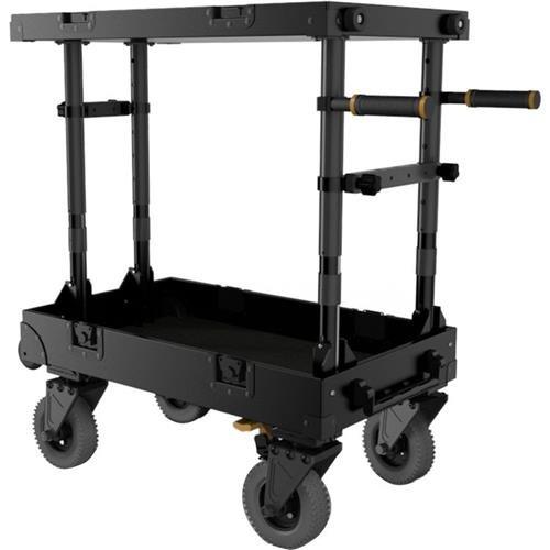 Inovativ Scout 31 EVO Equipment Cart, 400lbs Capacity by INOVATIV