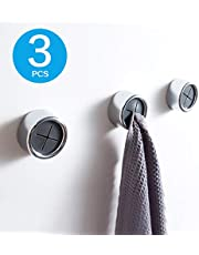 Kitchen Towel Hooks Strong Adhesive Dish Towels Holder