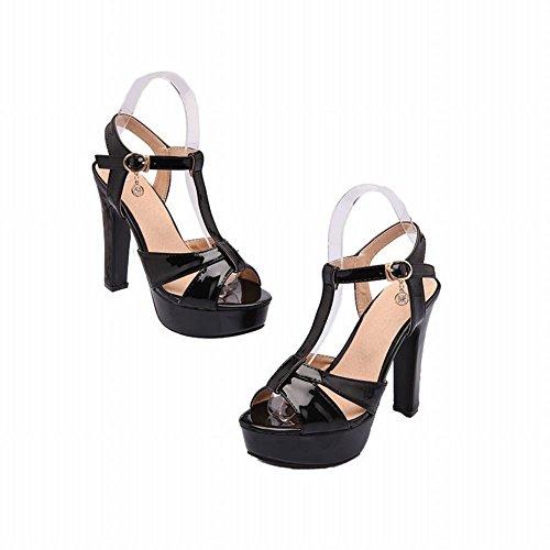 Carol Chaussures Chic Femmes Grâce Élégance Mode Boucle Grâce Femmes Douce Tstrap e88f4e