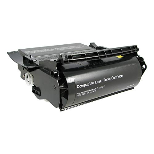 (V7 V7T610 Laser Toner for Select Lexmark Printers - Replaces 12A5140, 12A5340, 12A55140, 12A5740, 12A5745, 12A5840, 12A5845, 12A5849, 12A6844 )