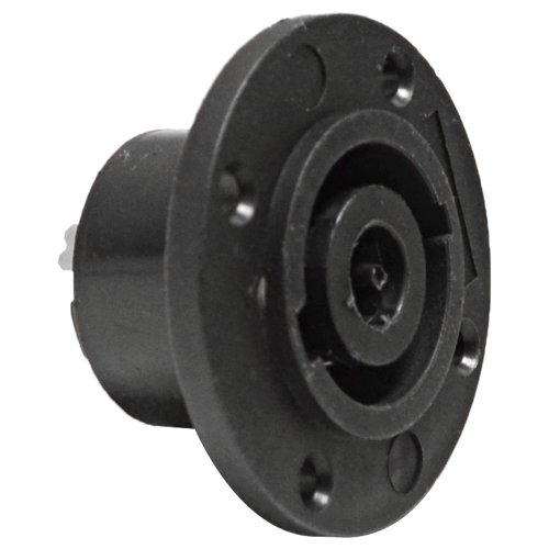 Seismic Audio - Speakon Panel Mount Connector - 8 Pole - Requires G size panel mounting holes - Jack Plate Connector