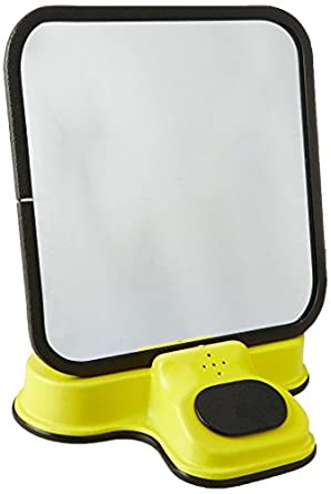"""Sensation Products 100810 Talking Speech Therapy Unbreakable Mirror, Plastic, 8"""" Length x 12"""" Width x 14"""" Height"""