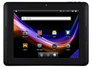 Odys Xpress 20,3 cm (8 pulgadas) Tablet PC (pantalla táctil LED, 1.2 GHz, 4 GB de memoria flash, WiFi, HDMI, USB 2.0, Android 2.3) negro