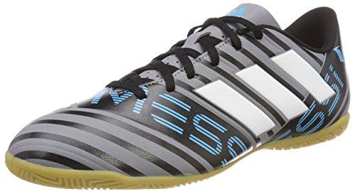 adidas Herren NEMEZIZ Messi Tango 17.4 in Fußballschuhe, Grau (Grey/Footwear White/Core Black)