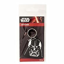 Star Wars Darth Vader Helmet Rubber Keychain